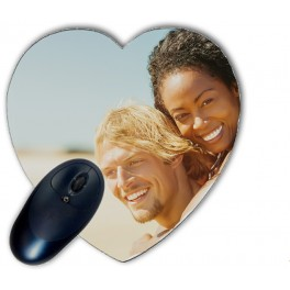 TAPPETINO MOUSE PAD A CUORE